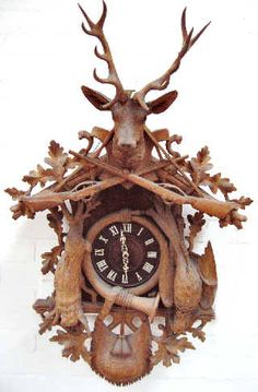 Antique Cuckoo Clocks  Your Essential Guide to Cuckoo Clock Collecting