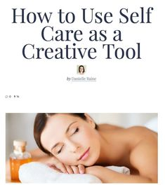 How to Use Self Care as a Creative Tool - Empowered Wellness & Living Magazine Writing Inspiration, Creative Inspiration, Happiness Study, Power Of Now, Creativity Quotes, Positive Psychology, Living Magazine, Meaningful Life, Health And Wellbeing