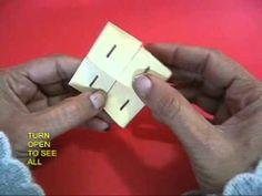 This is great!!  FLAT FLEXAGON - ENGLISH - 39MB.wmv - YouTube
