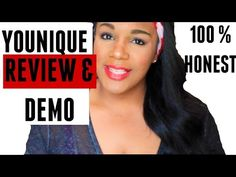 YOUNIQUE COSMETICS| REVIEW & DEMO - YouTube