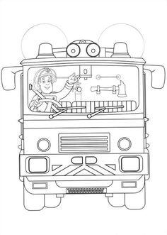 38 Ausmalbilder von Feuerwehrmann Sam auf Kids-n-Fun.de. Auf Kids-n-Fun Sie finden immer die besten Malvorlagen zuerst!