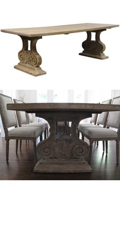 """98"""" Alicantei Dining Table"""