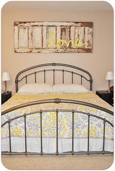 wall art, wall hangings, the doors, bedroom decor, bed frames