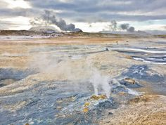 Myvatn Sight Seeing Tour and Hot Springs with Flight | Guide to Iceland