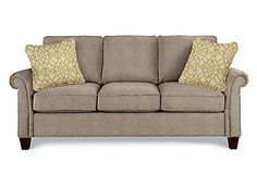 BREE SOFA WITH ACCENT PILLOWS