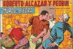 Roberto Alcázar y Pedrín. Imagen: Planeta DeAgostini