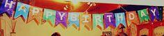 #HappyBirthday #PaperGarland #BirthdayGarland