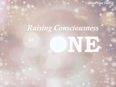 Is your Heart & Soul calling out too to play a significant role in Raising Consciousness as One...? Check this newest article in my blog.