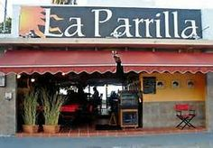 La Parrilla restaurant, Luquillo Puerto Rico - Bing Images: one of the many kioskos restaurants along the beach in Luquillo. Great food!