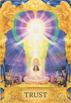 Trust that your angels have something amazing in store for you even if they can't quite tell you yet what it is... (keep reading: http://www.freeangelcardreadingsonline.com/2014/angel-answers-oracle-cards-trust/)
