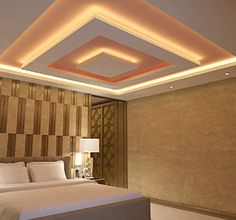 residential false ceilings design for each room saint gobain gyproc - Living Room Ceiling Design Ideas