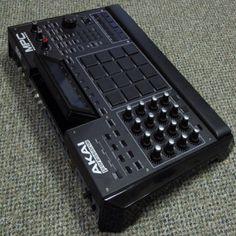 Blacked Out Akai MPC Renaissance New Hip Hop Beats Uploaded EVERY SINGLE DAY  http://www.kidDyno.com