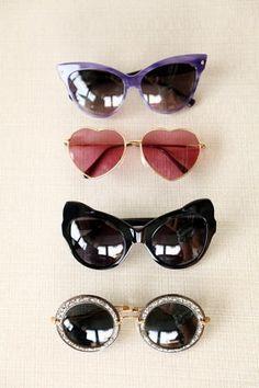Já tive óculos de sol de todos os formatos, talvez experimente um dos  redondos. b9b09e9bca