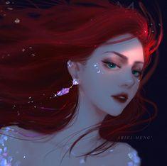 Arte Disney, Disney Art, Disney Pixar, Colourful Wallpaper Iphone, Disney Princess Art, Avatar Couple, Aesthetic Backgrounds, Character Portraits, Anime Art Girl