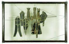 Marcel Duchamp - Neuf Moules Mâlic - Centre Pompidou