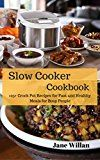 Free Kindle Book -   Slow Cooker Cookbook: 105+ Crock Pot Recipes for  Fast and Healthy Meals for Busy People Check more at http://www.free-kindle-books-4u.com/cookbooks-food-winefree-slow-cooker-cookbook-105-crock-pot-recipes-for-fast-and-healthy-meals-for-busy-people/
