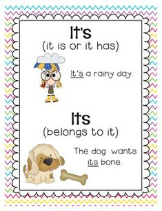 CONFUSING GRAMMAR POSTERS (FREEBIE!) - TeachersPayTeachers.com