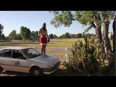Guy Jumps On The Cactus - #funny #fail
