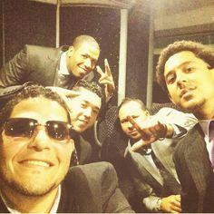 Yadi, Cruz, Scruggs, Peralta and Jay.... great pic :)