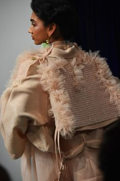 Amazing design by KIRSTY WARD - DAVID LONGSHAW, On/Off London! Insect Photos, Kids Fashion, Fashion Show, Love Magazine, Vogue Japan, Royal College Of Art, Show Photos, Looking Stunning, Fashion Stylist