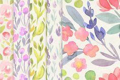 Subtle Botanica. Vol.2 by Irtsya on @creativemarket