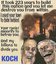 Author Jane Mayer on How the Kochs Have Changed America