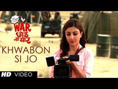 #KhwabonSiJo starring #SharmanJoshi and #SohaAliKhan - http://latestsdaily.com/khwabon-si-jo-war-chhod-na-yaar-sharman-joshi-and-soha-ali-khan-song-hd-video-song-and-lyrics/  The song is sung by Naresh Iyer and the beautiful lyrics of the song are penned down by Azeem Shirazi. The music director of the song is Aslam Keyi.  #WarChhodNaYaar #Bollywood
