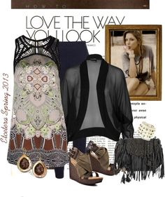 """Bistro Afternoon"" by biseletcetera on Polyvore"