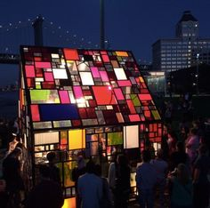Check Out The DUMBO Arts Festival This Weekend