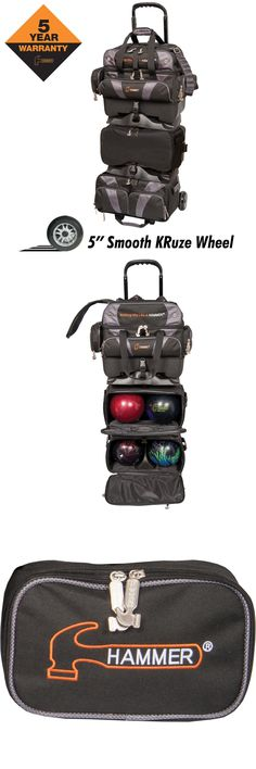 3 Or More Balls 71096 Motiv Ball Tote Bowling Bag With Tow Wheels