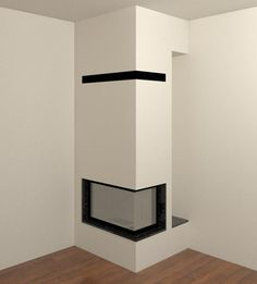 Semineu potrivit în colt Corner Fireplace Layout, Fireplace Tv Wall, Living Room With Fireplace, Fireplace Design, Cinema Room, Interior Decorating, Interior Design, Sweet Home, Furniture