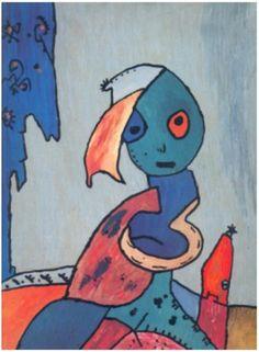 Dessins d'artistes : Gaston CHAISSAC