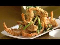 Crispy Salt & Pepper Shrimp - YouTube