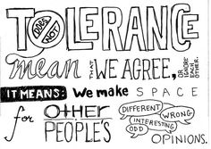 """""""Tolerance"""" The Dutch find themselves very tolerant. We show that in our tolerance and approach towards drugs, abortion and sexual preference. I have chosen this value because I am very tolerant myself towards beliefs, religions and personal preferences of any kind. The Dutch tolerance goes way back in our history where we were one of the first countries to accept other beliefs. Are we really tolerant? Well that is for you to find out."""