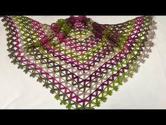 Kolay Zincir Şal Yapımı - YouTube