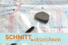 kleine Nähschule - {Wegweiser für den Schnittbogen-Irrgarten}   Nähblog & Schnittmuster für Anfänger