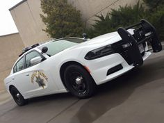 California Highway Patrol's New Cruiser 2016-17
