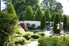 white garden wall White Gardens, Outdoor Rooms, Collage, Amazon, Wall, Green, Plants, Home, Walled Garden