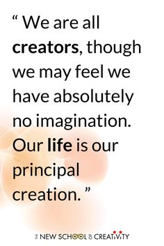Do you consider yourself a creative person?⇒ download for free #zineImagine #ChooseYourLife #TheNewSchoolOfCreativity
