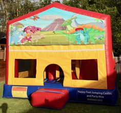 We offer free delivery within a radius of Cooroy & provide quality jumping castles to Gympie Council and Sunshine Coast Council residents. Party Hire, Obstacle Course, Basketball Hoop, Sunshine Coast, Sun Protection, Castles, Book, Happy, Chateaus