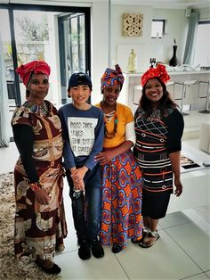 Our team at Retreat on Cliff celebrated a colourful and festive Heritage Day with our guests. Heritage Day - the celebration of our diversity, culture and our differences :) ---- ----