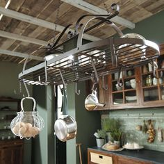 Supporto a sospensione Montmorency per accessori cucina