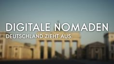 film on digital nomads Trailer Youtube, Pop Up, Let It Be, Night, Portugal, Films, Board, Places, Germany