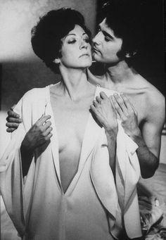 Anna Moffo con Gianni Macchia