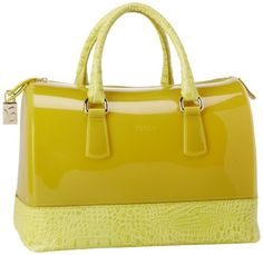 Furla Candy Bauletto Satchel,Lime/Olive,One Size FURLA, JUST $428.00 & FREE Shipping and Free Returns >>> http://www.amazon.com/gp/product/B00AKRGYEO/ref=as_li_ss_tl?ie=UTF8=1789=390957=B00AKRGYEO=as2=mistercorpor-20