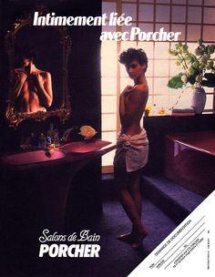 Publicité Porcher 1985