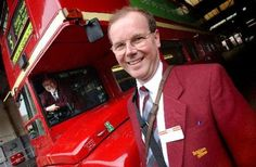 Former Brighton and Hove Buses boss Roger French Given Freedom Of The City