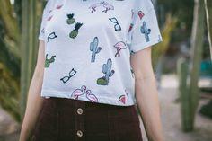 Summer t-shirt - The