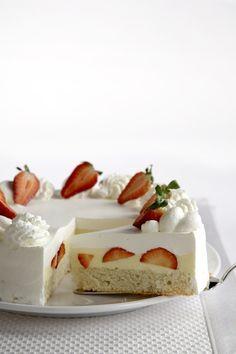 Florida s jahodami Mini Cheesecakes, Sweet And Salty, Florida, Food, The Florida, Meal, Hoods, Eten, Meals