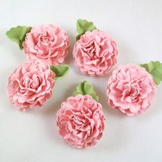 The Secret Life of Paper: Handmade Paper Flowers...a Tutorial